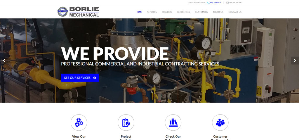 Borlie Mechanical Contracting